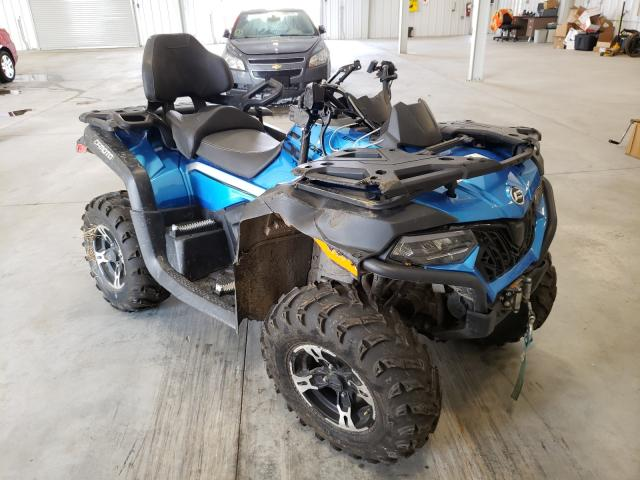 Salvage cars for sale from Copart Avon, MN: 2020 Can-Am CF600
