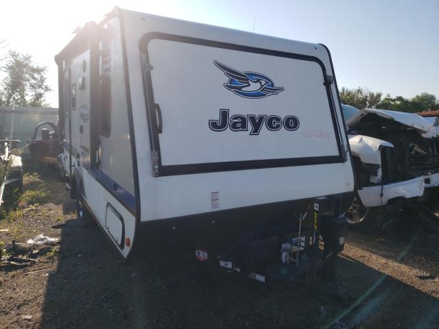 Jayco Feather salvage cars for sale: 2018 Jayco Feather