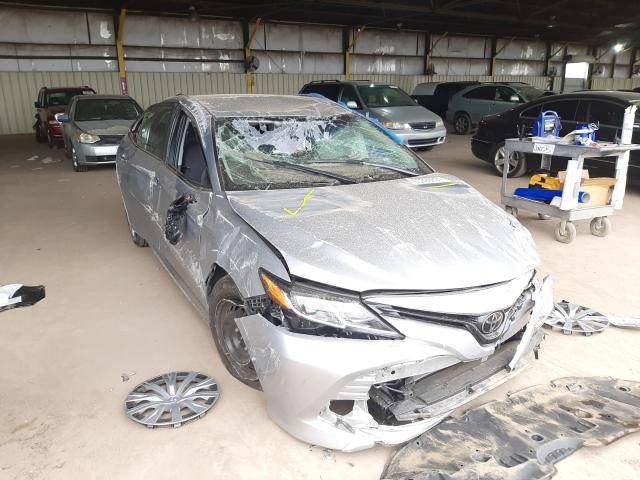 Salvage cars for sale from Copart Phoenix, AZ: 2018 Toyota Camry L