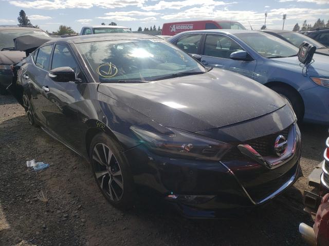 Nissan Maxima salvage cars for sale: 2017 Nissan Maxima