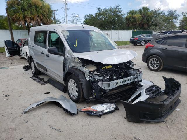 Salvage cars for sale from Copart West Palm Beach, FL: 2019 Ford Transit CO
