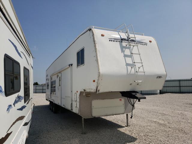 Salvage trucks for sale at Haslet, TX auction: 2005 Weekend Warrior Warrior