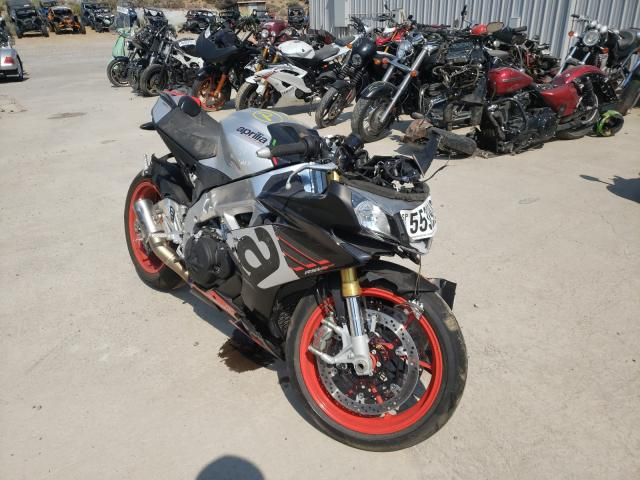 Salvage motorcycles for sale at Reno, NV auction: 2019 Aprilia RSV4 R