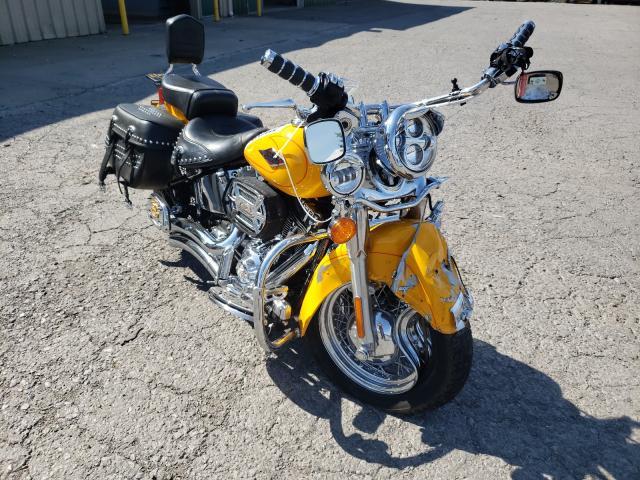 Vehiculos salvage en venta de Copart Angola, NY: 2011 Harley-Davidson Flstc