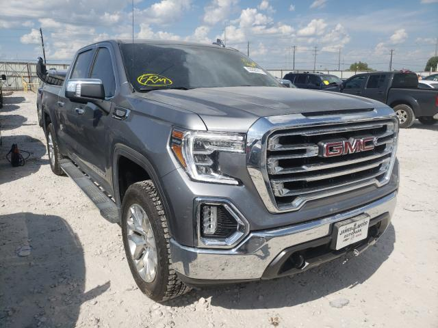 Salvage cars for sale from Copart Haslet, TX: 2021 GMC Sierra K15