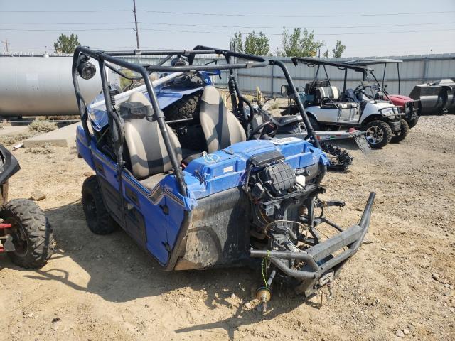 Salvage motorcycles for sale at Reno, NV auction: 2012 Kawasaki KRT750 B