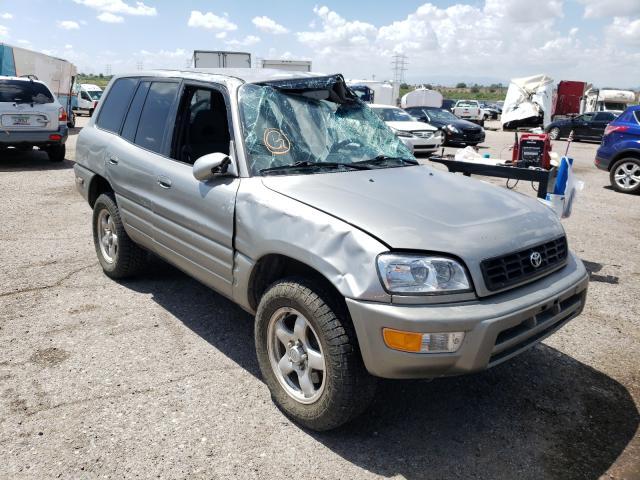 Salvage cars for sale at Tucson, AZ auction: 1999 Toyota Rav4