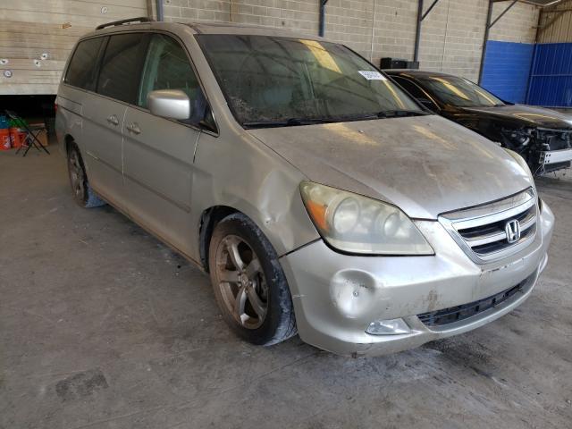 Vehiculos salvage en venta de Copart Cartersville, GA: 2005 Honda Odyssey