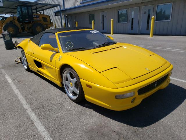 Salvage cars for sale from Copart San Martin, CA: 1995 Ferrari F355 Spider