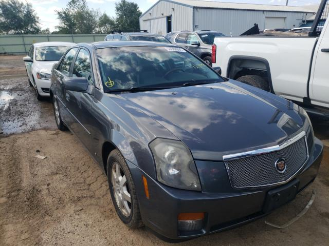 Salvage cars for sale from Copart Pekin, IL: 2007 Cadillac CTS HI FEA