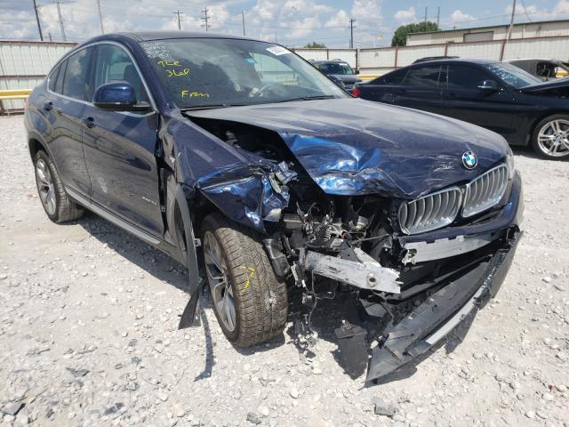 Salvage cars for sale from Copart Haslet, TX: 2016 BMW X4 XDRIVE3