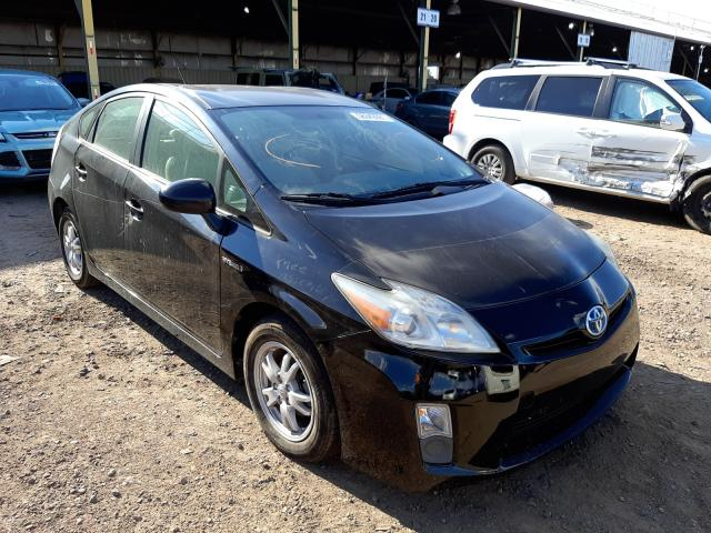Salvage cars for sale from Copart Phoenix, AZ: 2011 Toyota Prius