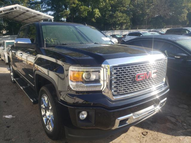Vehiculos salvage en venta de Copart Austell, GA: 2014 GMC Sierra C15