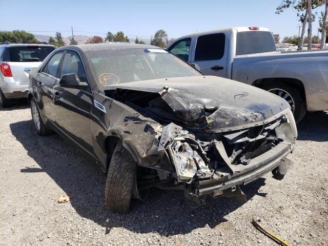 Salvage cars for sale from Copart San Martin, CA: 2009 Cadillac CTS