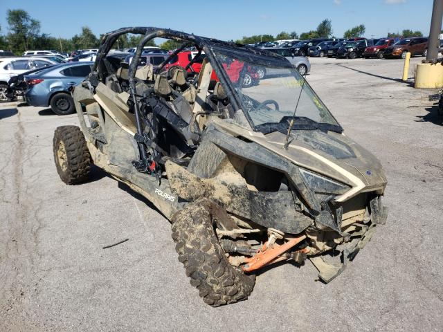 Salvage cars for sale from Copart Fort Wayne, IN: 2021 Polaris RZR PRO XP