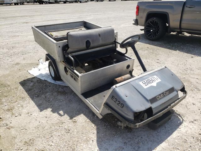Salvage motorcycles for sale at Greenwell Springs, LA auction: 2004 Golf Club Car