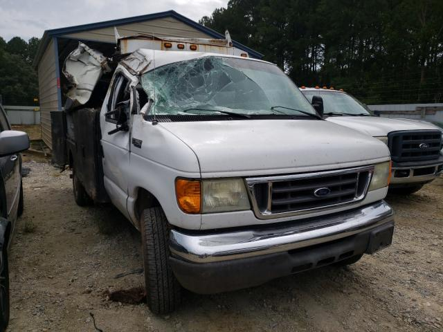 Ford Econoline salvage cars for sale: 2005 Ford Econoline