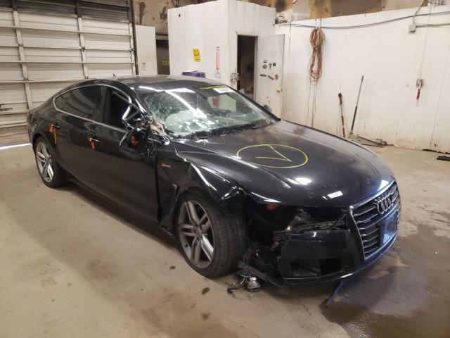 2014 Audi A7 Premium en venta en Casper, WY
