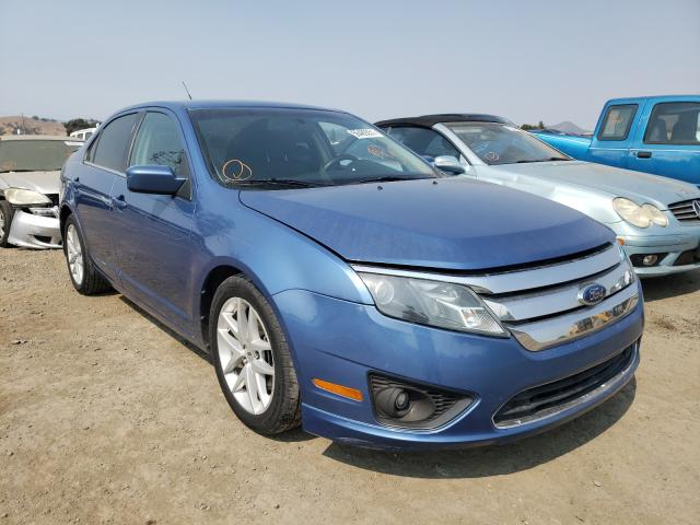 Salvage cars for sale from Copart San Martin, CA: 2010 Ford Fusion SE