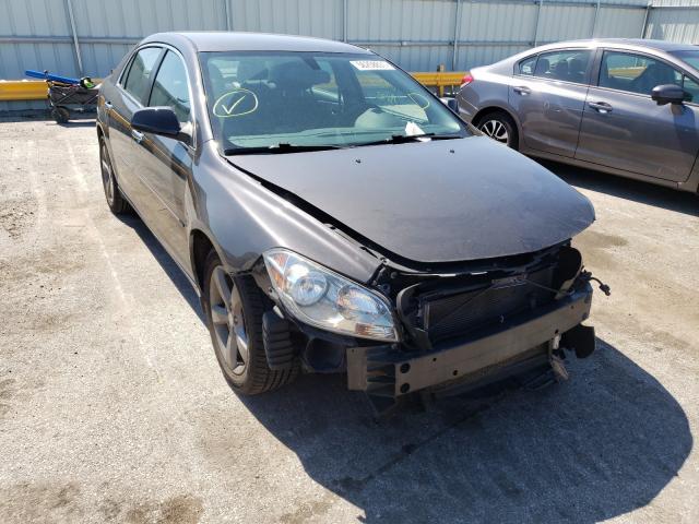 Vehiculos salvage en venta de Copart Dyer, IN: 2012 Chevrolet Malibu 1LT