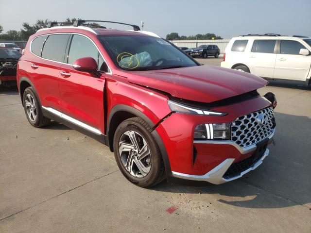 Vehiculos salvage en venta de Copart Wilmer, TX: 2022 Hyundai Santa FE S