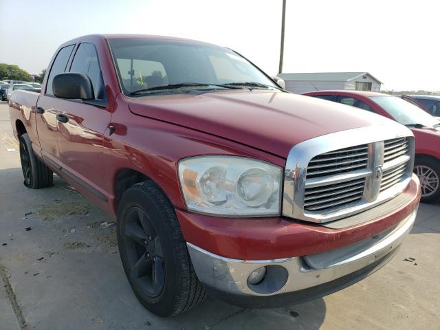 Vehiculos salvage en venta de Copart Grand Prairie, TX: 2007 Dodge RAM 1500 S