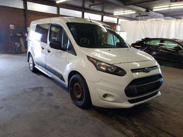 Vehiculos salvage en venta de Copart Ebensburg, PA: 2015 Ford Transit CO