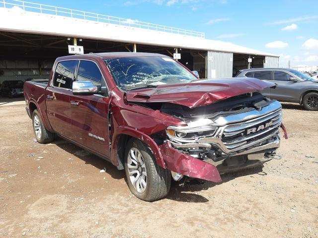 Salvage cars for sale at Phoenix, AZ auction: 2019 Dodge RAM 1500 Longh