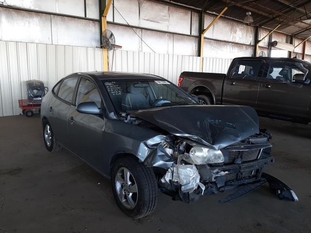 Salvage cars for sale from Copart Phoenix, AZ: 2010 Hyundai Elantra BL