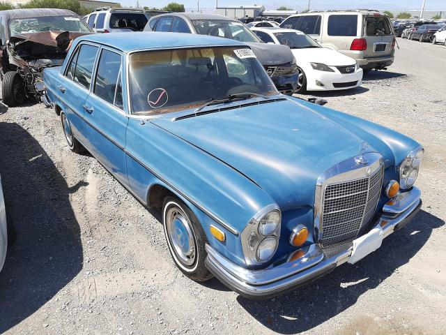 Vehiculos salvage en venta de Copart Las Vegas, NV: 1973 Mercedes-Benz 280 SE