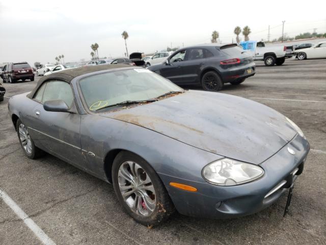 Jaguar XK8 salvage cars for sale: 2000 Jaguar XK8