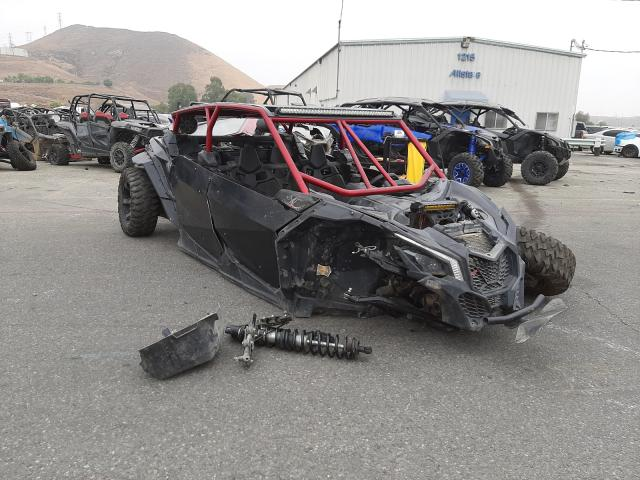 Salvage cars for sale from Copart Colton, CA: 2017 Can-Am Maverick X