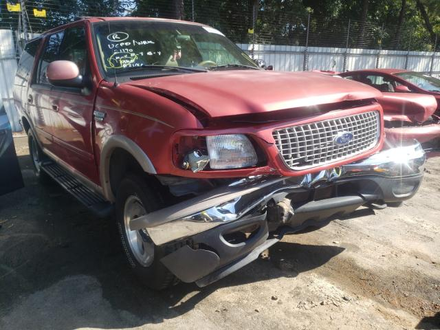 Salvage cars for sale from Copart Austell, GA: 1999 Ford Expedition