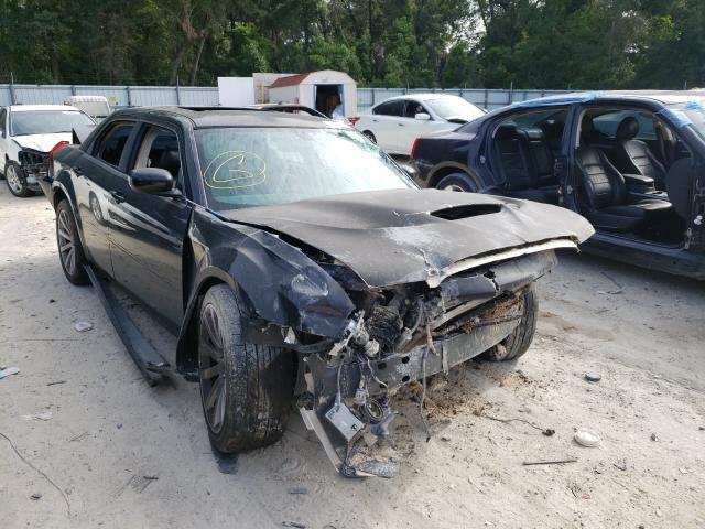 Salvage cars for sale from Copart Ocala, FL: 2006 Chrysler 300C SRT-8