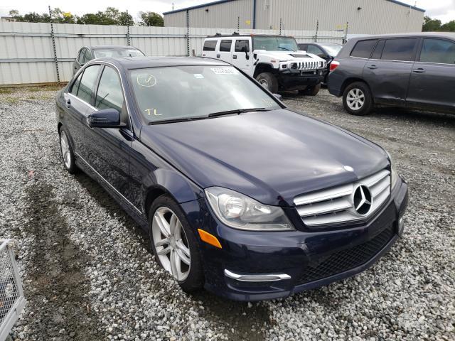 2013 Mercedes-Benz C 250 en venta en Spartanburg, SC