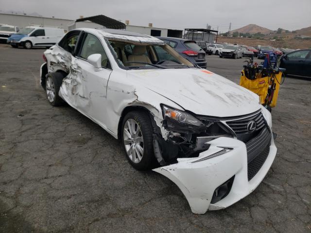 Vehiculos salvage en venta de Copart Colton, CA: 2015 Lexus IS 250