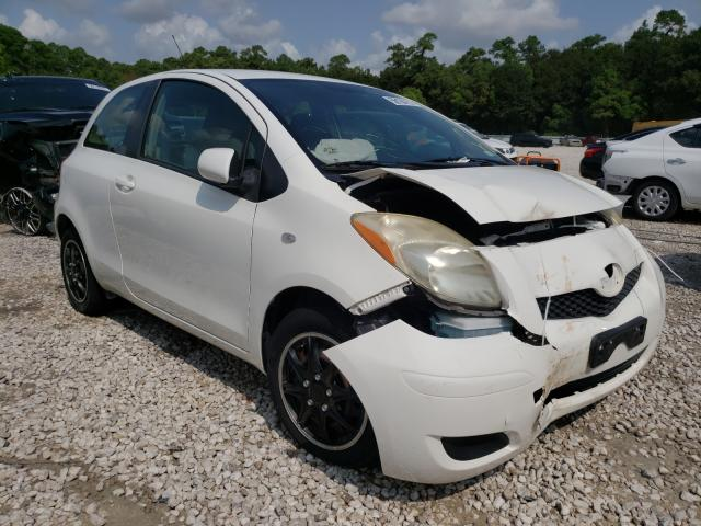 Salvage cars for sale from Copart Houston, TX: 2010 Toyota Yaris