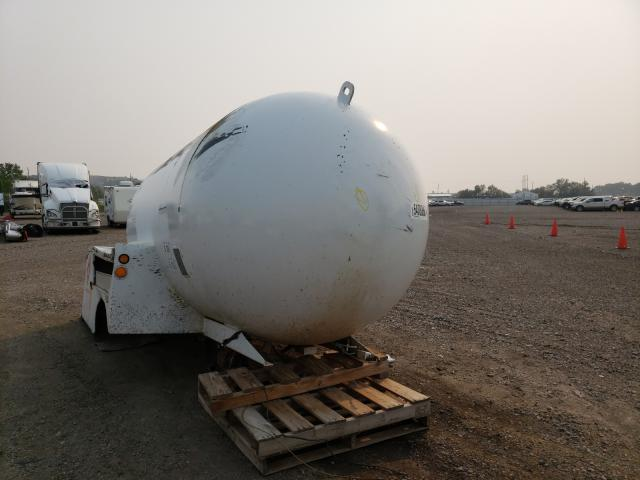 Salvage cars for sale from Copart Billings, MT: 1976 Tank Tanker
