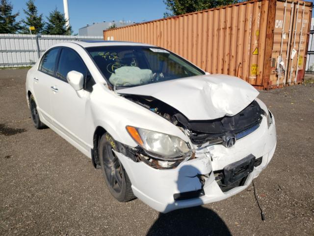 Acura CSX salvage cars for sale: 2008 Acura CSX