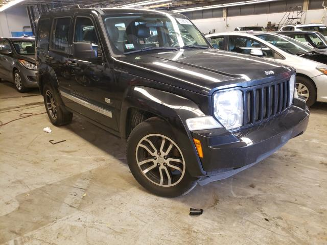 Salvage cars for sale from Copart Wheeling, IL: 2011 Jeep Liberty SP