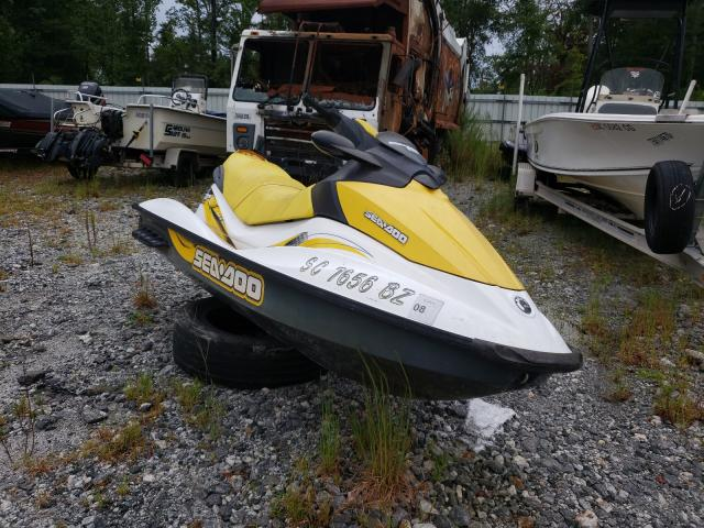 Salvage boats for sale at Spartanburg, SC auction: 2007 Seadoo GTI SE