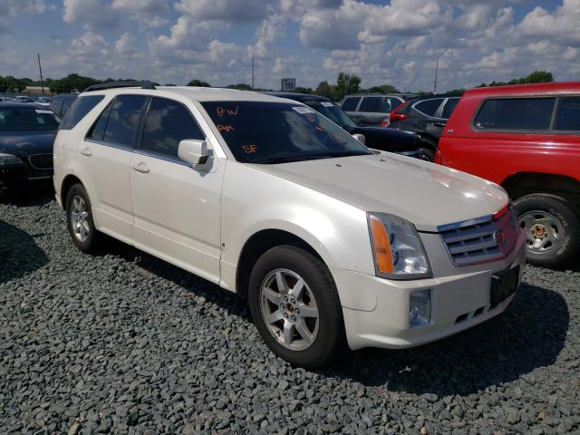 Cadillac SRX salvage cars for sale: 2007 Cadillac SRX