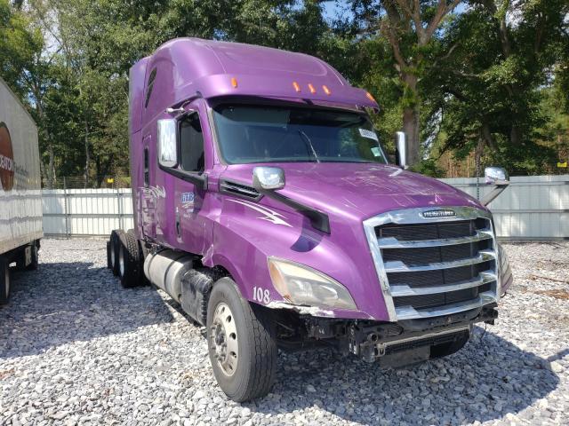 Vehiculos salvage en venta de Copart Cartersville, GA: 2020 Freightliner Cascadia 1
