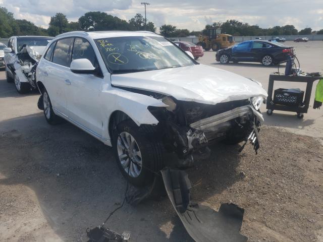 Vehiculos salvage en venta de Copart Wilmer, TX: 2017 Audi Q5 Premium