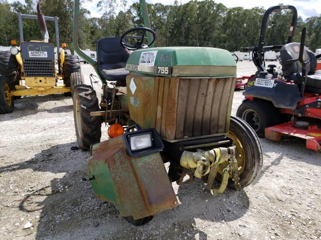John Deere salvage cars for sale: 1990 John Deere Tractor