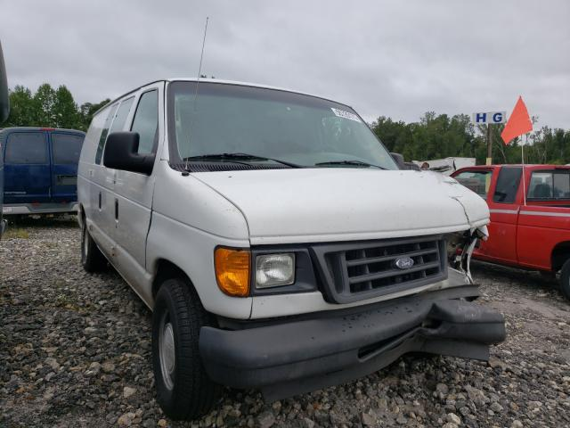 Salvage cars for sale from Copart Spartanburg, SC: 2003 Ford Econoline