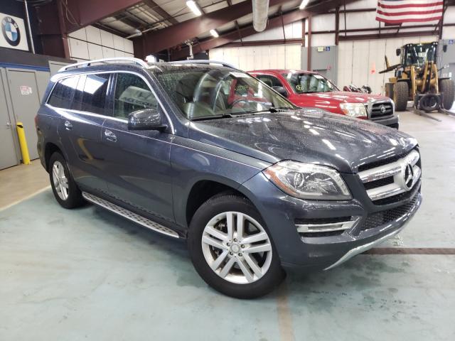 Vehiculos salvage en venta de Copart East Granby, CT: 2013 Mercedes-Benz GL 450 4matic