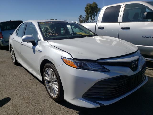 Vehiculos salvage en venta de Copart Martinez, CA: 2020 Toyota Camry XLE