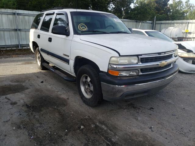 Chevrolet Tahoe C150 salvage cars for sale: 2001 Chevrolet Tahoe C150