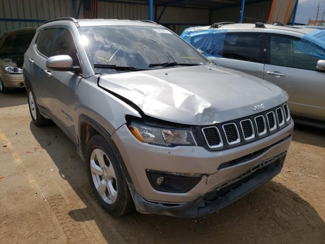 Salvage cars for sale from Copart Colorado Springs, CO: 2019 Jeep Compass LA